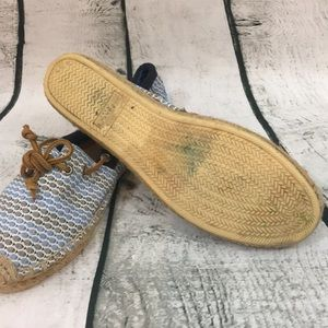 Sperry Shoes - EUC cute Sperry Topsider fish Espadrilles